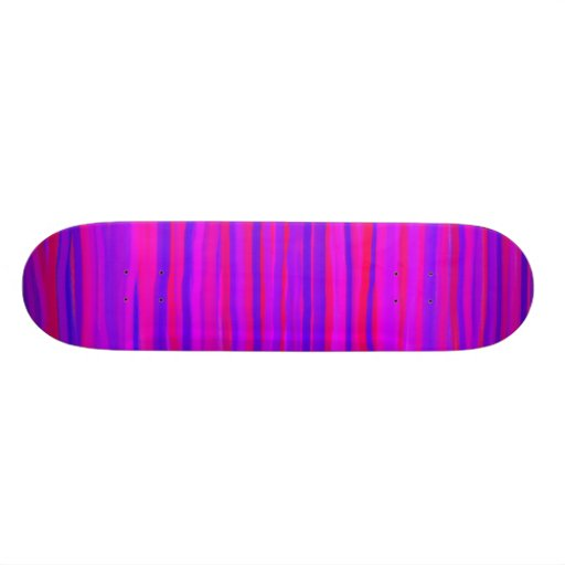 Chalk Lines - 02 Skateboard Deck