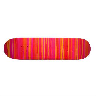 Chalk Lines - 03 Skateboard Deck