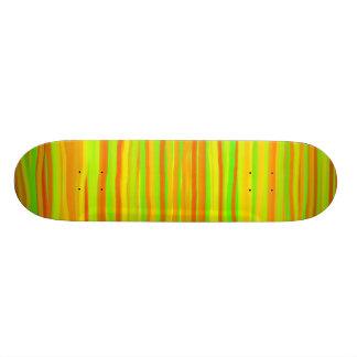 Chalk Lines Skateboard Deck