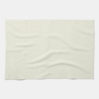 Chalk Neutral Beige Cream Solid Color Background Kitchen Towels