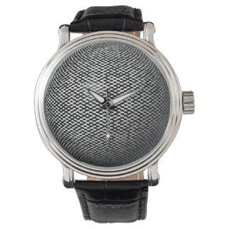 Chalk Truchet Wristwatch