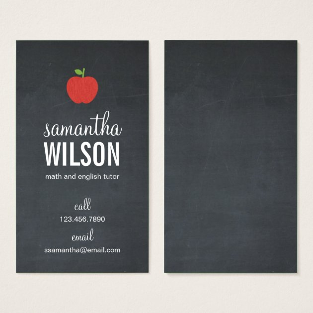 Photo Business Card Template Word