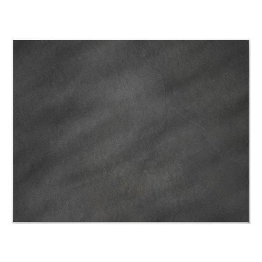 Chalk Board Invitation Templates