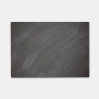 Chalkboard Blackboard Background Retro Charcoal Post-it Notes