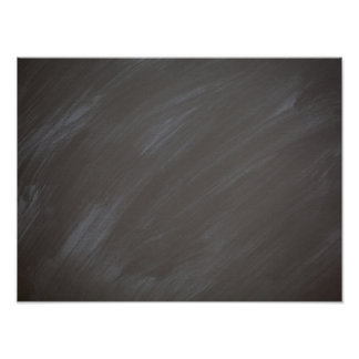Chalkboard Blackboard Background Retro Charcoal Poster