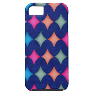 Chalkboard Circus Pattern iPhone 5/5S Cover