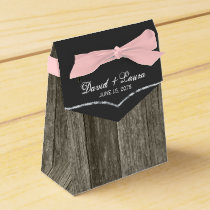 Chalkboard Favor Box