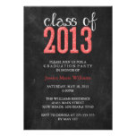 Chalkboard Graduation Party | Glitter Announcement