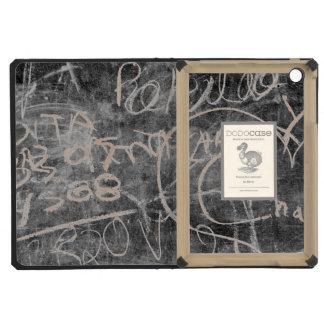 Chalkboard Graffiti 001 iPad Mini Cover