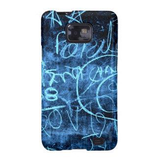 Chalkboard Graffiti 003 Samsung Galaxy SII Cover