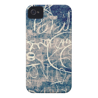 Chalkboard Graffiti 004 iPhone 4 Cases