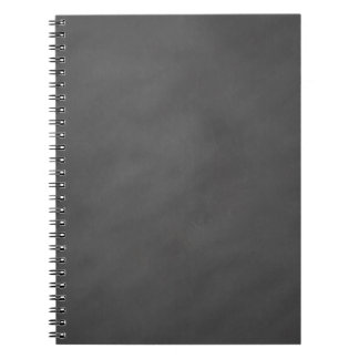 Chalkboard Gray Background Grey Chalk Board Black Notebook