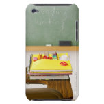 Chalkboard in classroom iPod touch cover