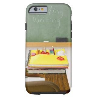 Chalkboard in classroom tough iPhone 6 case