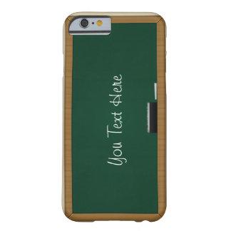 Chalkboard iPhone 6 case