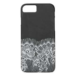 Chalkboard lase Vintage iPhone 7, Barely There iPhone 8/7 Case