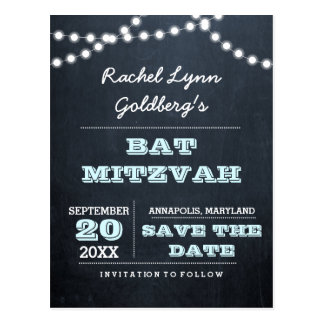 Chalkboard Save The Date Gifts on Zazzle