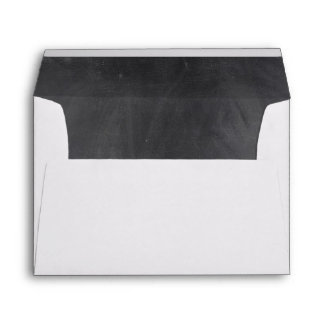 Chalkboard Mailing Envelope
