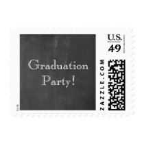 """Chalkboard"" Postage Stamps"