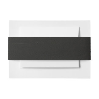 Chalkboard Style Belly Band
