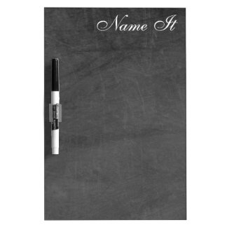 Chalkboard To Do List Grocery Shopping Everyday Dry-Erase Board