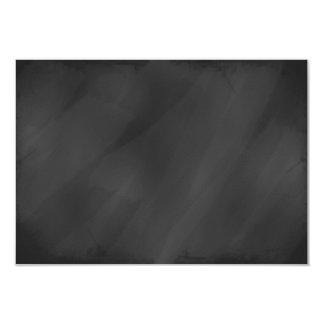"Chalkboard Vintage Car Wedding RSVP Cards 3.5"" X 5"" Invitation Card"
