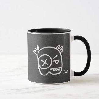 chalkboard wallies mug