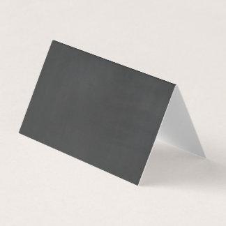 Chalkboard Wedding Folded Place Cards