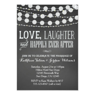 Happily Ever After Invitations Announcements Zazzle