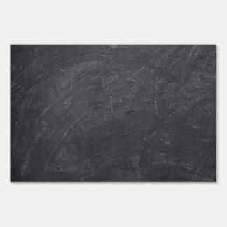Chalkboard Yard Sign