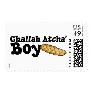 Challah Atcha' Boy Postage