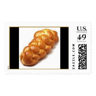 Challah Postage Stamp