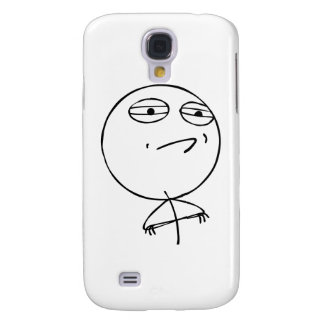 Challenge Accepted Samsung Galaxy S4 Covers