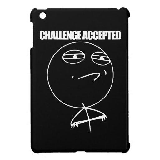 Challenge Accepted iPad Mini Case