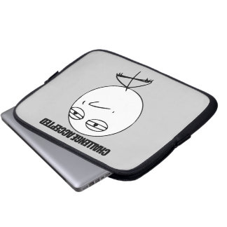 Challenge Accepted Laptop Computer Sleeve