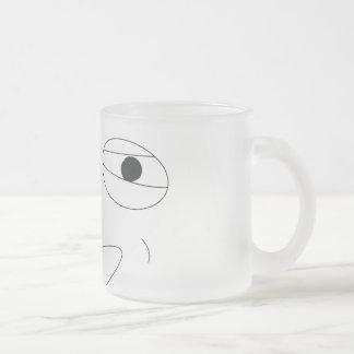 Challenge Accepted Mug! Frosted Glass Coffee Mug