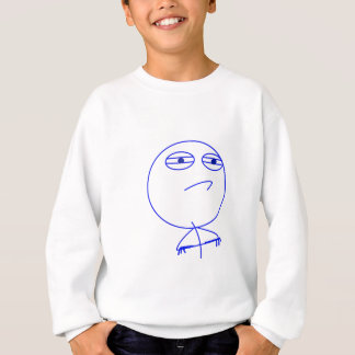 Challenge Accepted! Sweatshirt