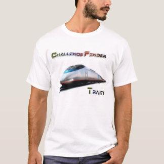 Challenge Finder Train T-shirt