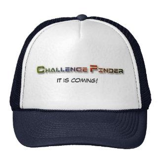 Challenge Finder Trucker's Hat