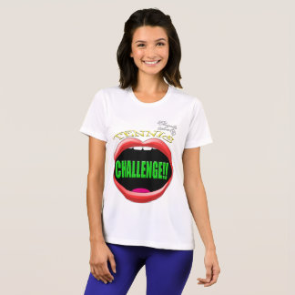 Challenge! Tennis Women's Competitor T-Shirt
