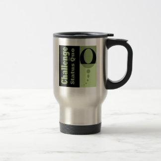 Challenge the Quo Mug