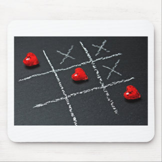 Challenged love mouse pad