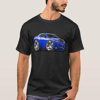 Challenger Blue Car T-Shirt