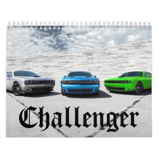 CHALLENGER CALENDAR
