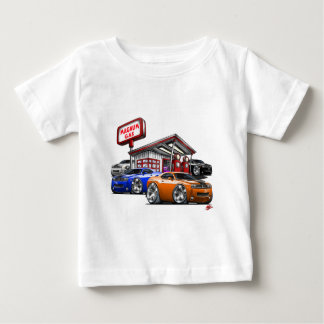 Challenger Gas Station Baby T-Shirt