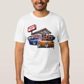 Challenger Gas Station Shirt