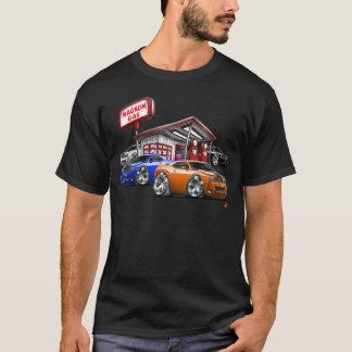 Challenger Gas Station T-Shirt
