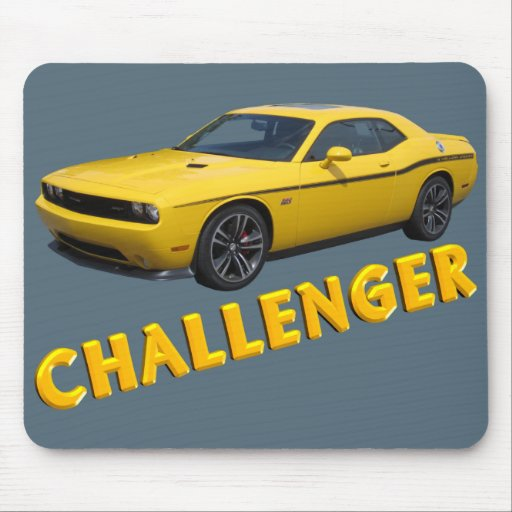 Challenger Mouse Pad