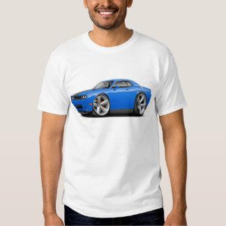 Challenger SRT8 Blue-Black Car Shirt