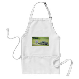 Challenger Tank Adult Apron